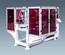 Side Entry In Mold Labeling Robots System SIS