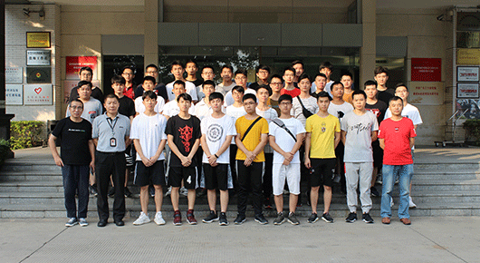 Welcome the Students from Dongguan Institute of Technology to Visit Shini