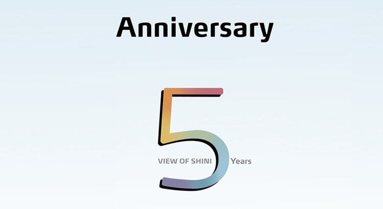 View of Shini the 5th Anniversary Impression