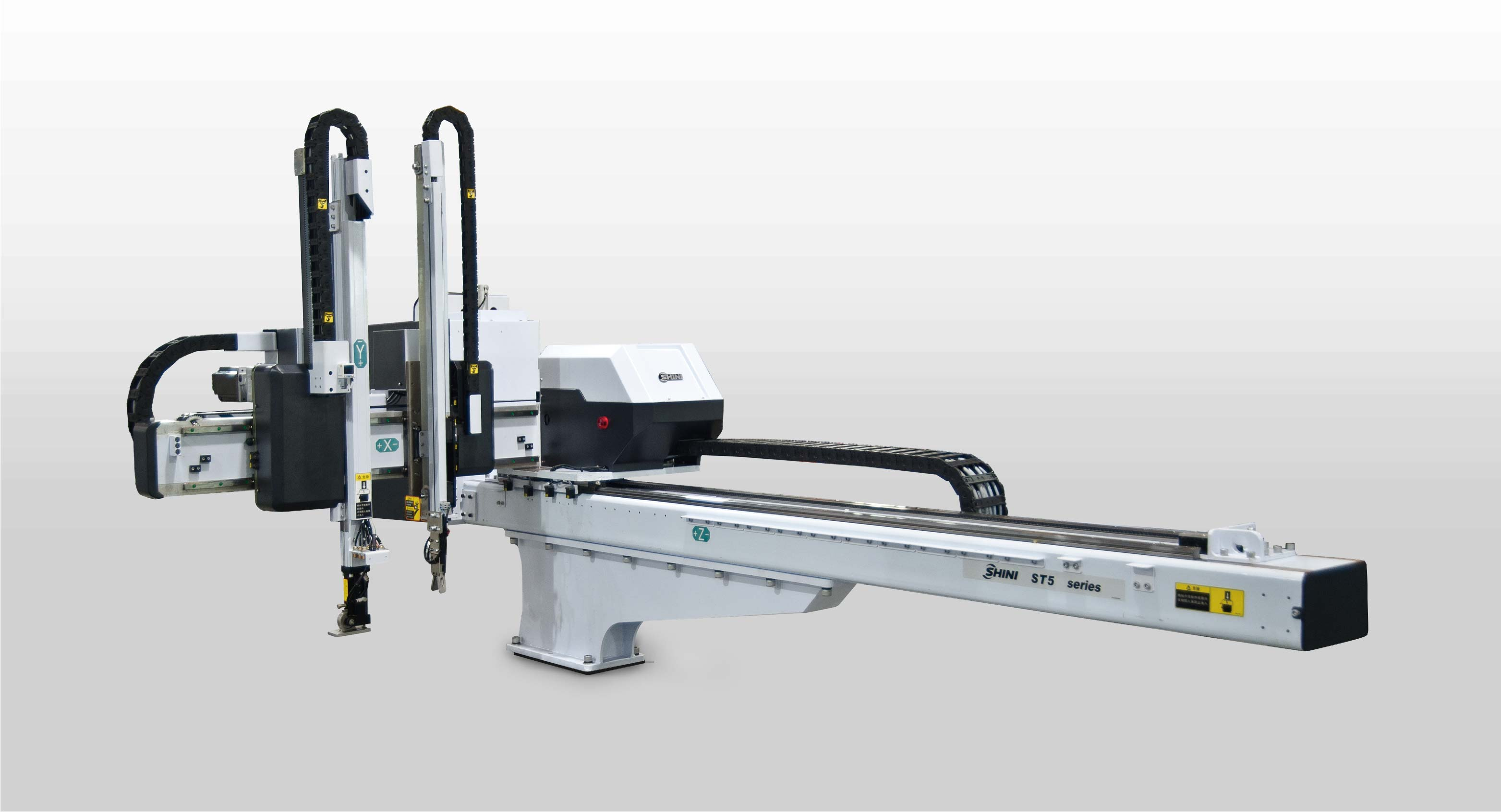 Five Axes Servo Driven Robot - ST5