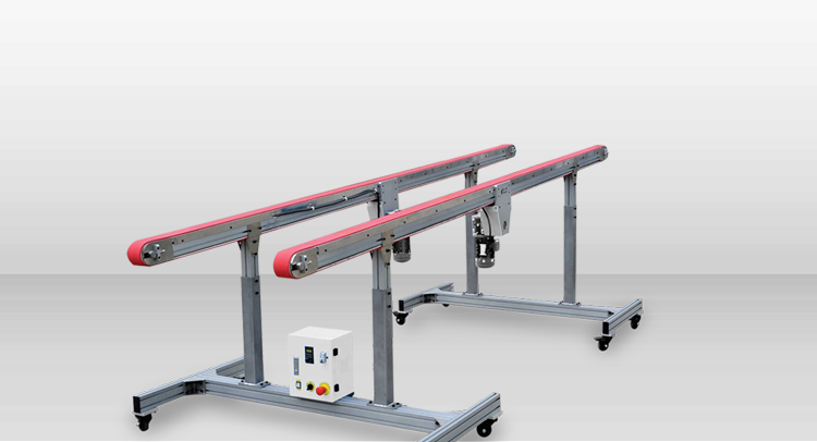 SCT Series Twin Belt Conveyor