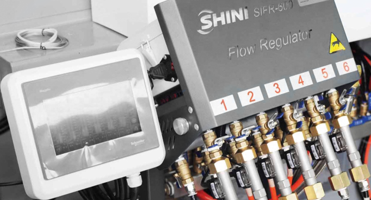 Intelligent Flow Regulator-SIFR