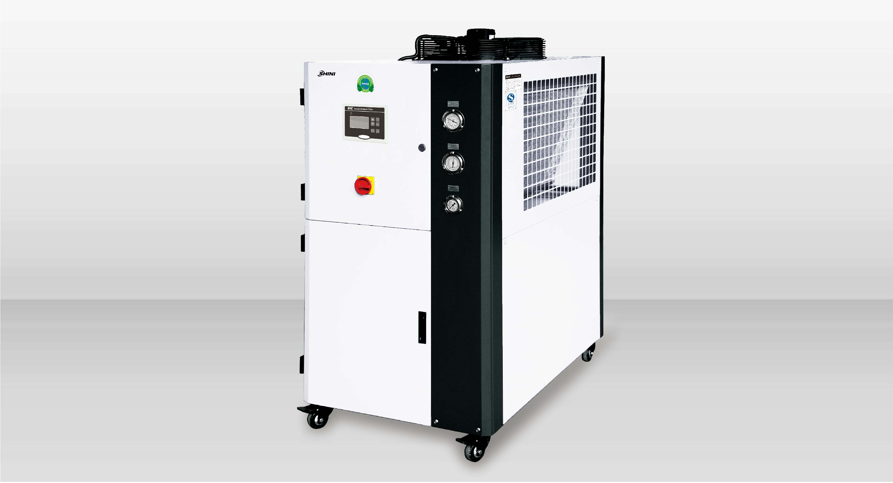 CFC-free Refrigerant Air-cooled Water Chiller SIC-A-R2